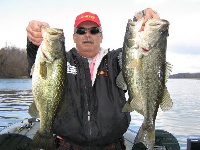 Bill Penney Toyota >> Fishing Report: Lake Guntersville 1/4/14 | Alabama Bass ...
