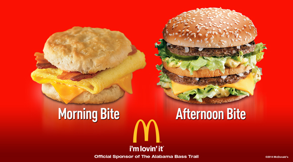 McDonald's Morning Bite - Afternoon Bite