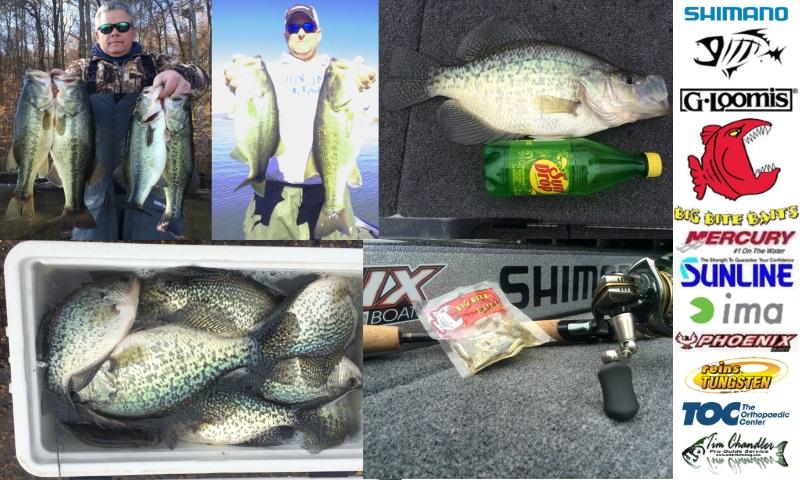 Guntersville Bass & Crappie