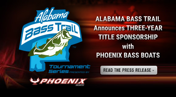 Alabama Bass Trail Announces Three-Year Title Sponsorship with Phoenix Bass Boats