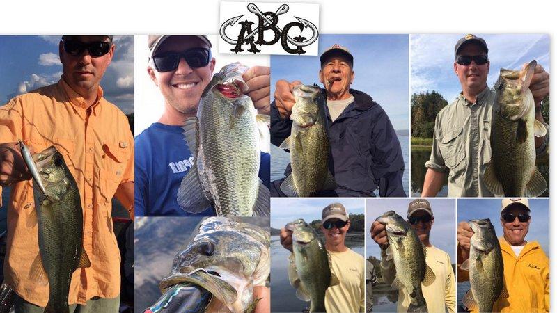 Alabama bass guide guntersville october alabama bass for Alabama bass fishing reports