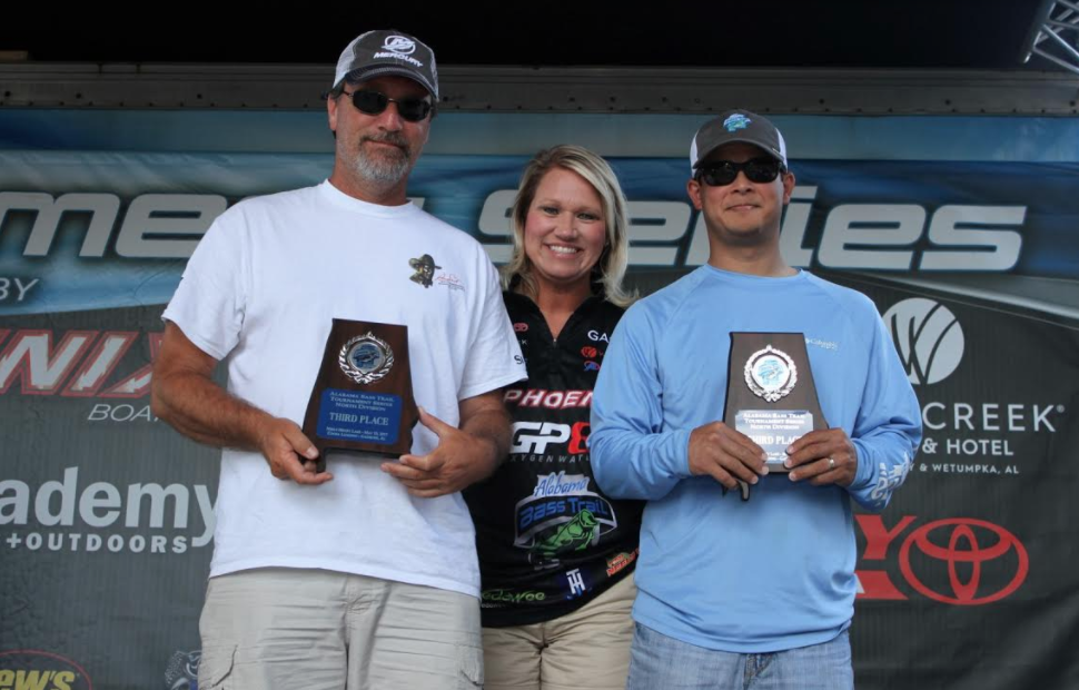 Toyota Of Gadsden >> Mitch Mitchell and Candler McCollum Win 2017 Alabama Bass ...