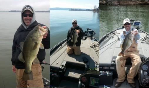 Fishing report lake guntersville lake guntersville for Lay lake fishing report