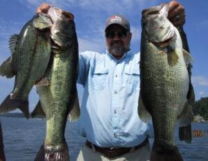 Fishing report lake guntersville alabama bass trail for Fishing report guntersville