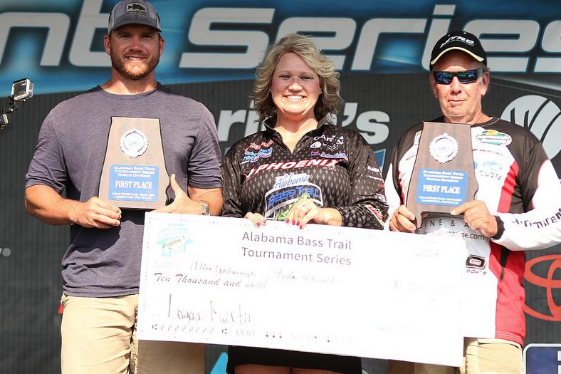Logan Martin Lake Tournament Recap Alabama Bass Trail