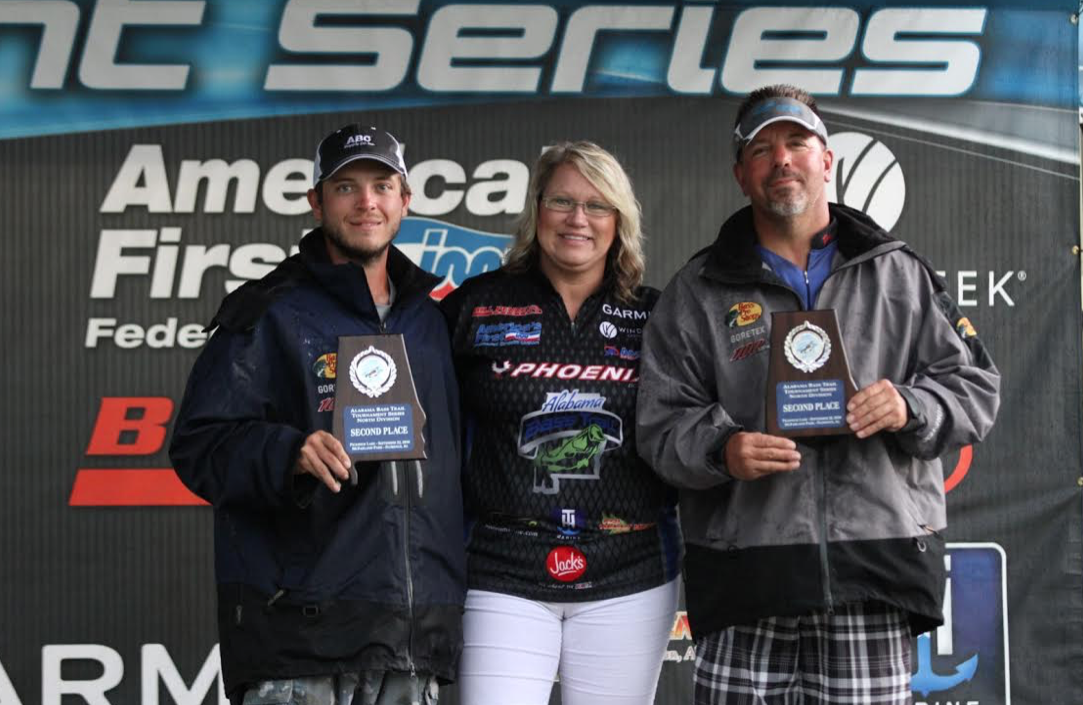 Bill Penney Toyota >> Daniel and Flack Take The Win on Pickwick Lake | Alabama ...