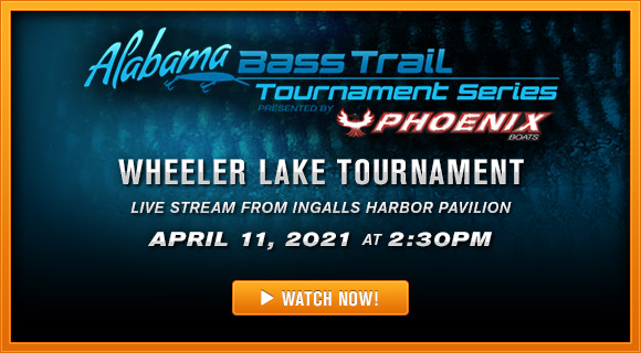 Alabama Bass Trail Tournament Series 2021 Live Streamt
